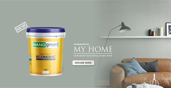 Chất lượng sơn tốt sẽ giúp đại lý sơn của bạn phát triển bền vững - Sơn Nano Green