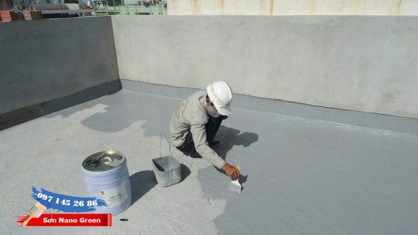 Cách sơn chống thấm ngoài trời - SonNanoGreen.com