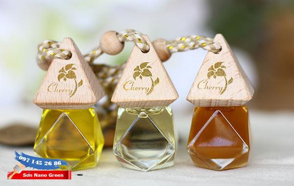 Có thể dùng các loại tinh dầu thơm để khử mùi sơn nhà - Sonnanogreen.com