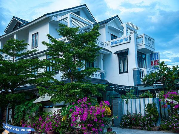 Màu sơn nhà cho người mệnh Mộc - Sơn Nano Green