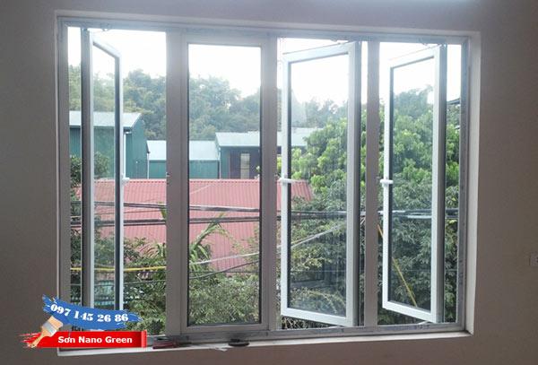 Mở tất cả các cửa giúp nhanh khử mùi sơn nhà - SonnanoGreen.com